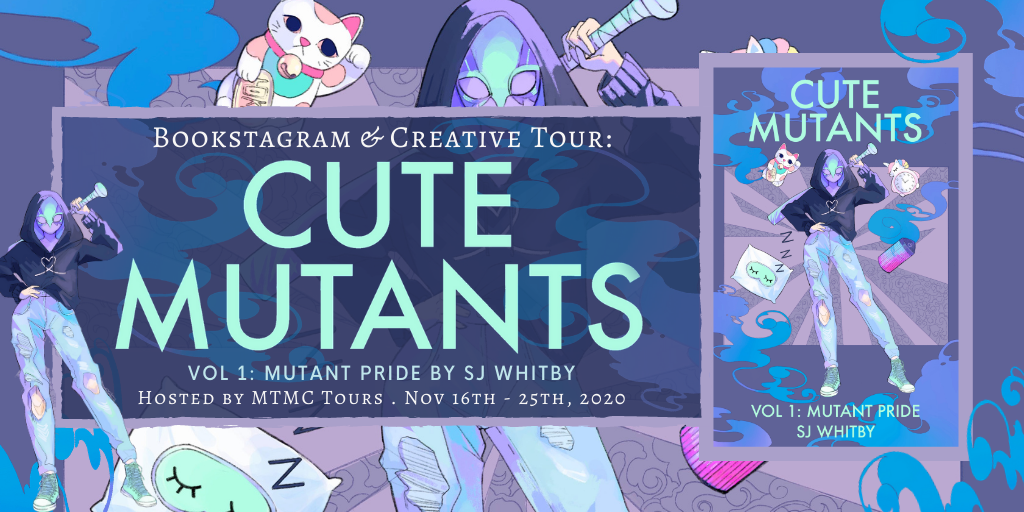 MTMC Tour Banner - Cute Mutants